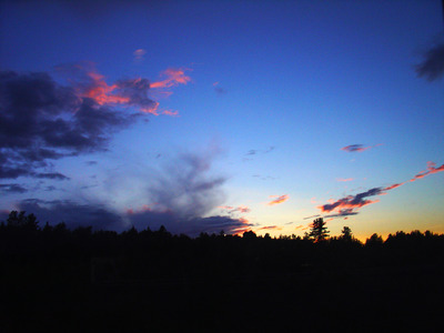 Martimes Sunset