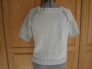 Re-knit Raglan Sweater